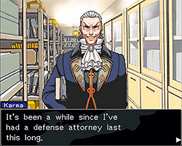Videogame Recaps Recaps Phoenix Wright Ace Attorney Part 8